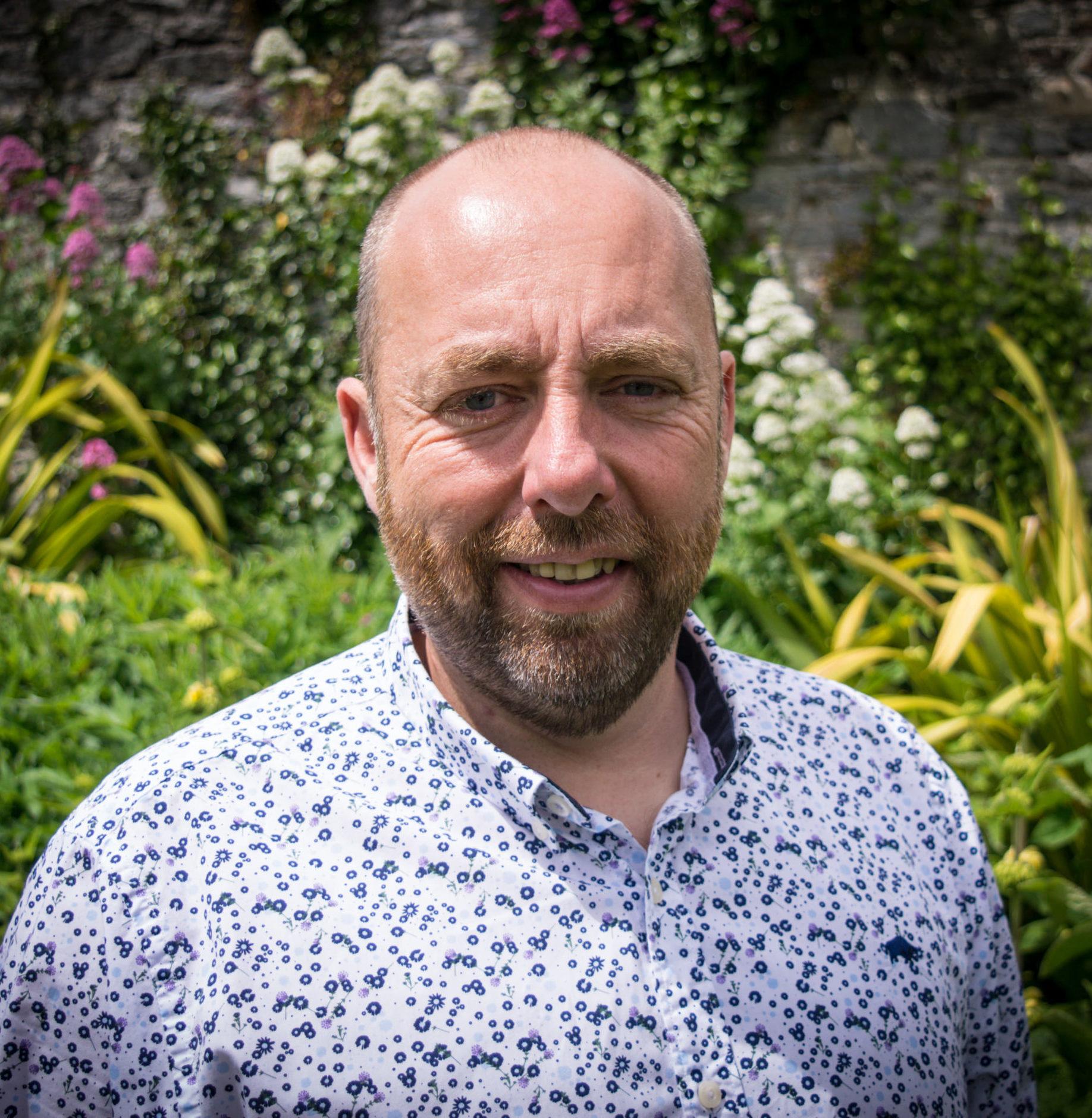 Ian Pitchford